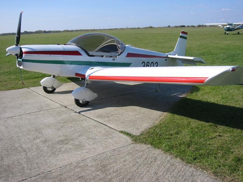 Eladó Zodiac 601 UL repülőgép 2 kép