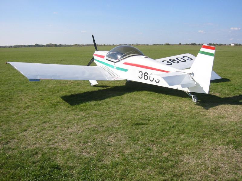 Eladó Zodiac 601 UL repülőgép 3 kép