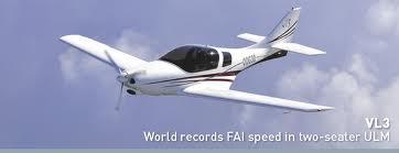 A világ leggyorsbb UL gépe 1 kép