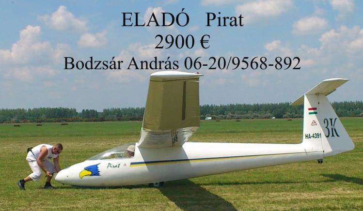 Szd-30 pirat eladó 1 kép